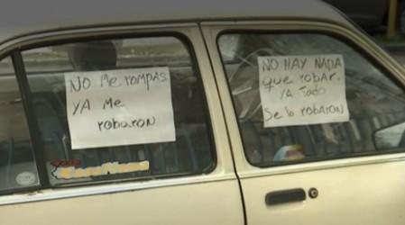 Vecinos de Independencia desesperados por ola de robos hacen rondas para cuidar sus autos en toque de queda