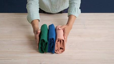 #5Tips: La forma correcta de ordenar la ropa según el método Marie Kondo