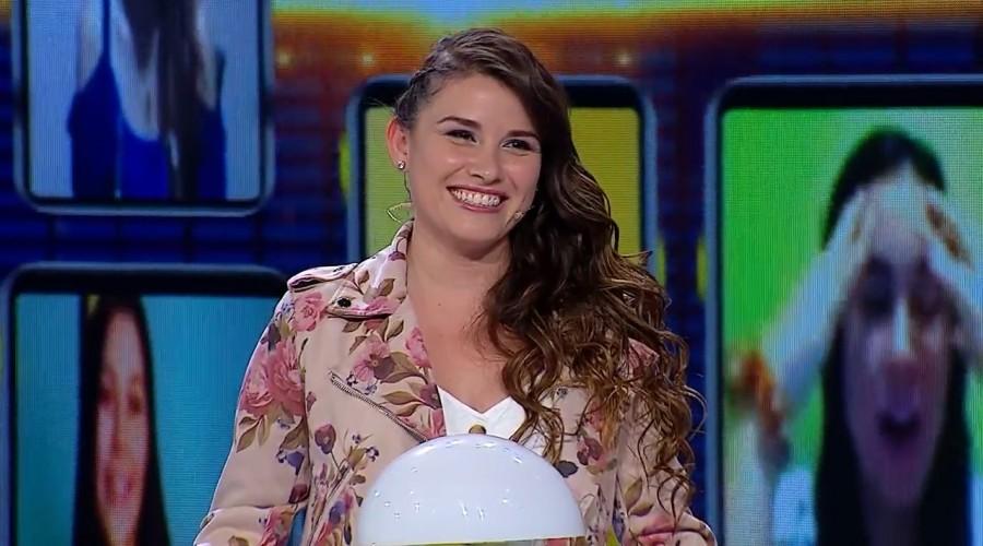 Camila Rebolledo se jugó su revancha en #DalePlayLive junto a Begoña Basauri