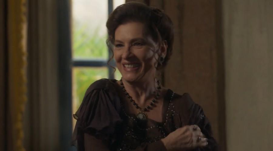 El Almirante Tibúrcio regresó para ofrecerle ayuda a Lady Margareth (Parte 1)