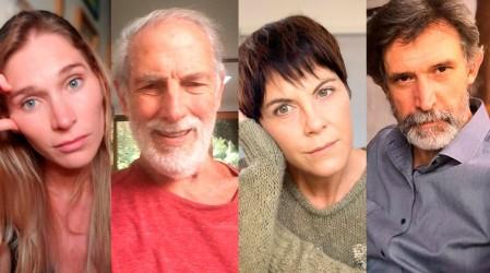 #DesdeLaCasa: Estamos con los protagonistas de Historias de Cuarentena