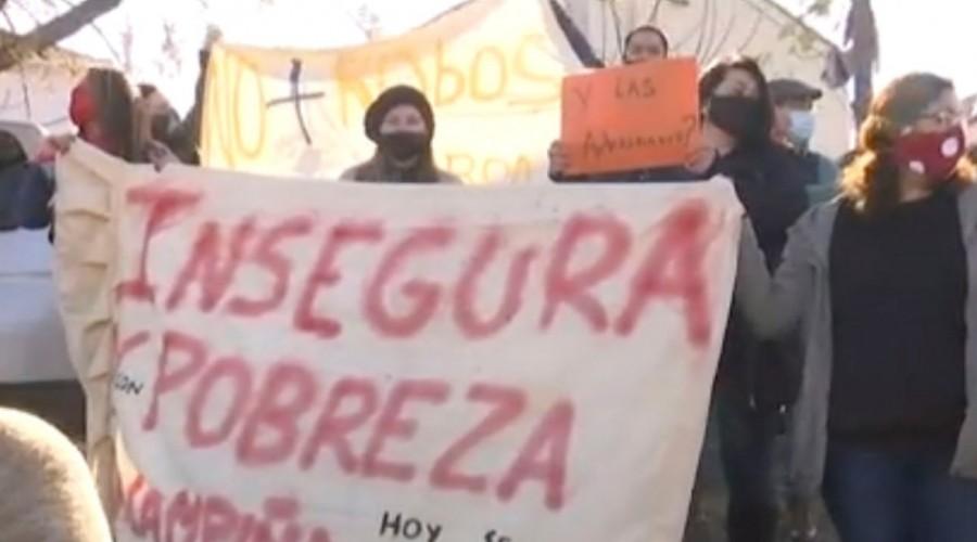 Vecinos de San Bernardo aterrados por aumento de delitos en la comuna en plena cuarentena
