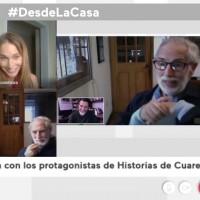 Historias de Cuarentema: Héctor Noguera elogia su cercanía a la realidad