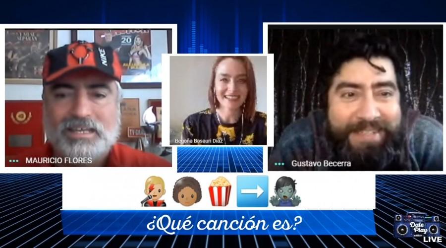 Mauricio Flores se enfrentó Gustavo Becerra en #DalePlayLive junto a Begoña Basauri