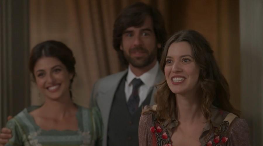 Elisabeta duda sobre un posible matrimonio con Darcy (Parte 2)