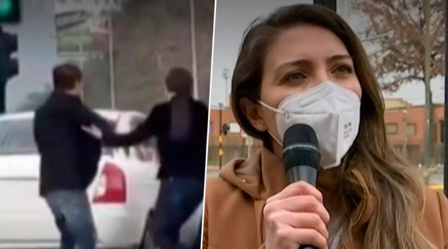 """Vecina de Huechuraba tras ser víctima de encerrona: """"Ya no salgo sola"""""""