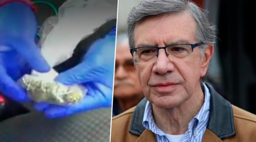Alcalde Lavín denuncia delivery de drogas y actuar de delincuentes disfrazados de repartidores