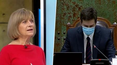 Fondos de AFP: Alcaldesa Matthei dice que no se recibirá lo solicitado