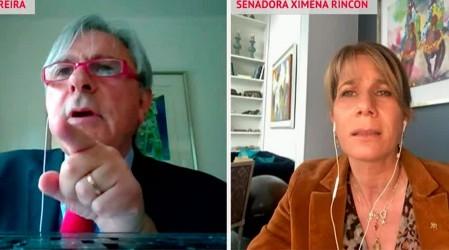 """Senador Moreira sobre ayuda a la clase media: """"Las medidas han sido insuficientes"""""""