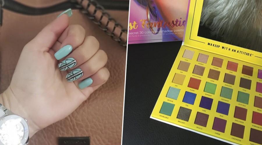 Especial belleza: Manicure, sombras de ojos y más en esta edición de Emprendedores Mega