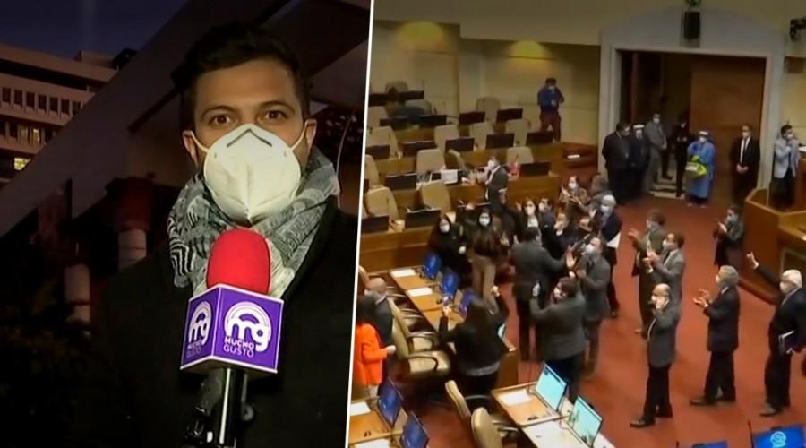 Reportajes MG: Lo que sucedió en la Cámara tras la aprobación de la idea de legislar el retiro de fondos
