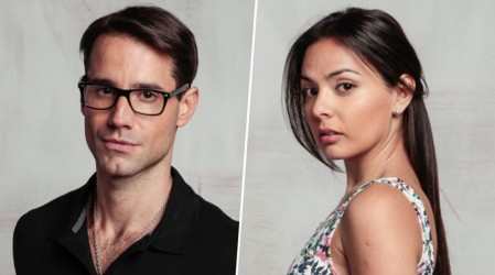 #DesdeLaCasa: Ignacio Garmendia y Carolina Arredondo nos cuentan los secretos de Amanda