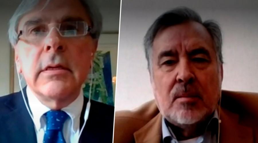 "Senador Moreira sobre el retiro de fondos de AFP: ""Si sacan sus ahorros se van a joder a futuro"""