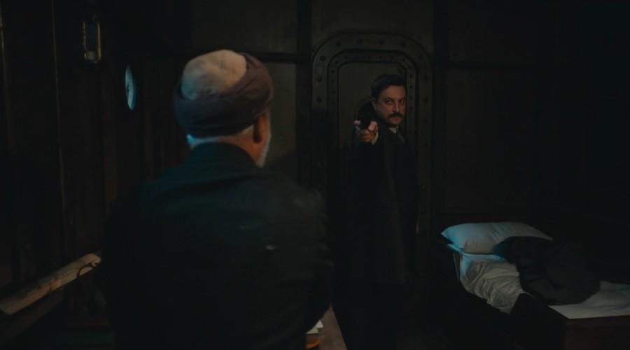 Tevfik comienza a trabajar para Hamilton (Parte 1)