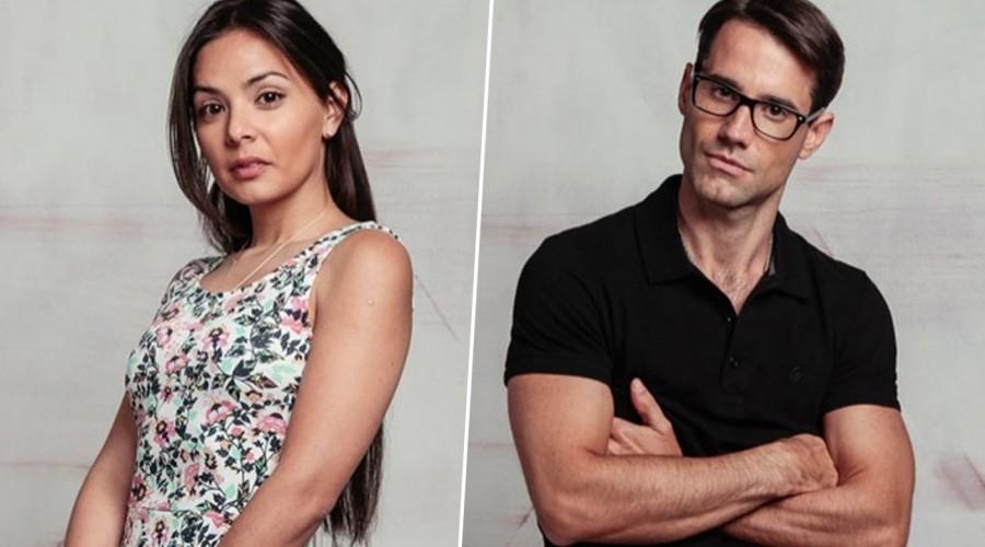 Ignacio Garmendia y Carolina Arredondo recuerdan los mensajes que recibían por sus personajes en Amanda
