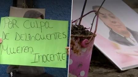 Reportajes MG: Vecina murió por bala loca cuando compraba pan en La Pintana