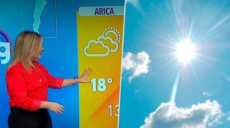 Michelle anuncia 23 grados para hoy en Santiago en día de preemergencia ambiental