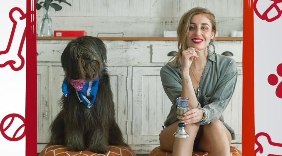 """Dani Castro nos presenta a """"Chalota"""" en """"Conexión única con mis mascotas"""""""