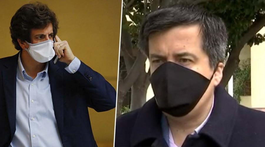 """Diputado Celis sobre acusaciones contra Schalper: """"Yo escuché la conversación de Diego con una diputada"""""""