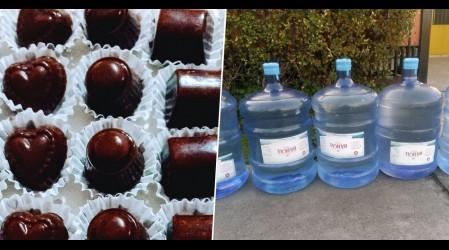 Especial alimentación saludable en Emprededores Mega: Desde chocolates sin gluten hasta agua purificada
