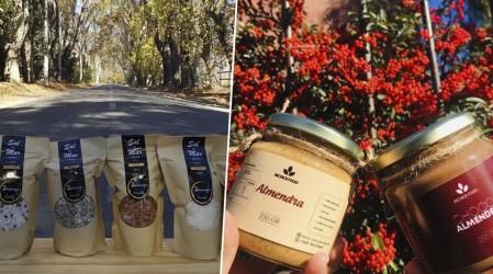 Emprendedores Mega: Datos de sales de mar y mantequilla de almendras en Especial de alimentos saludables