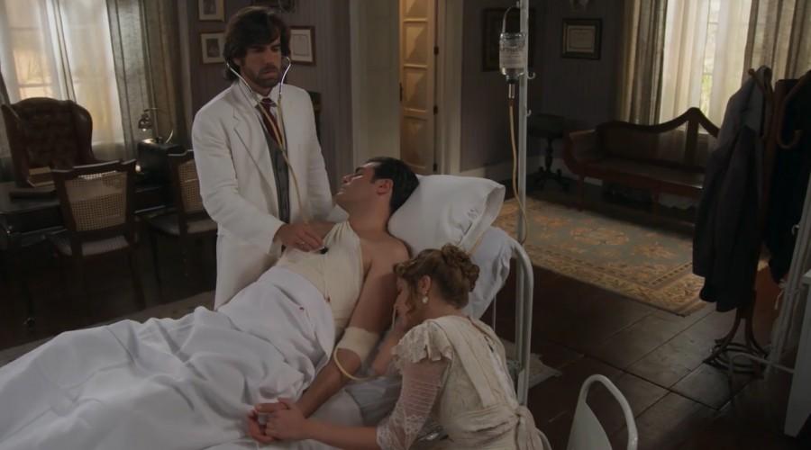 El estado de salud de Darcy está empeorando (Parte 1)