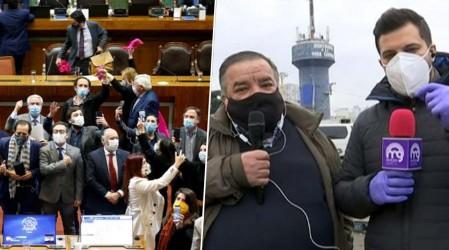 Simón Oliveros y las reacciones de la aprobación del proyecto de retiro de fondos