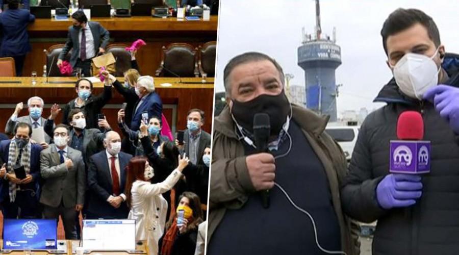 El día después: Simón Oliveros y las reacciones de la aprobación del proyecto de retiro de fondos de AFP