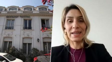 """Diputada Olivera: """"Recibí discriminación clasista por parte de autoridades"""""""
