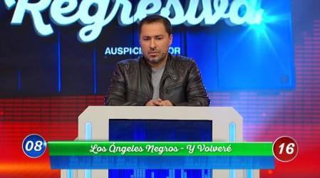 """""""Chico"""" Pérez debutó en Dale Play y logró destronar al equipo azul con la """"Cuenta regresiva"""""""