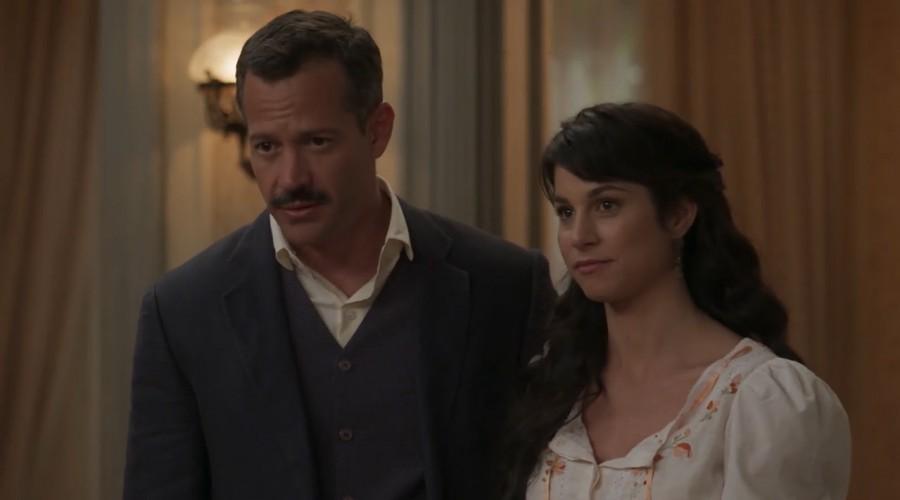 Mariana y el coronel Brandao anunciaron su matrimonio (Parte 2)