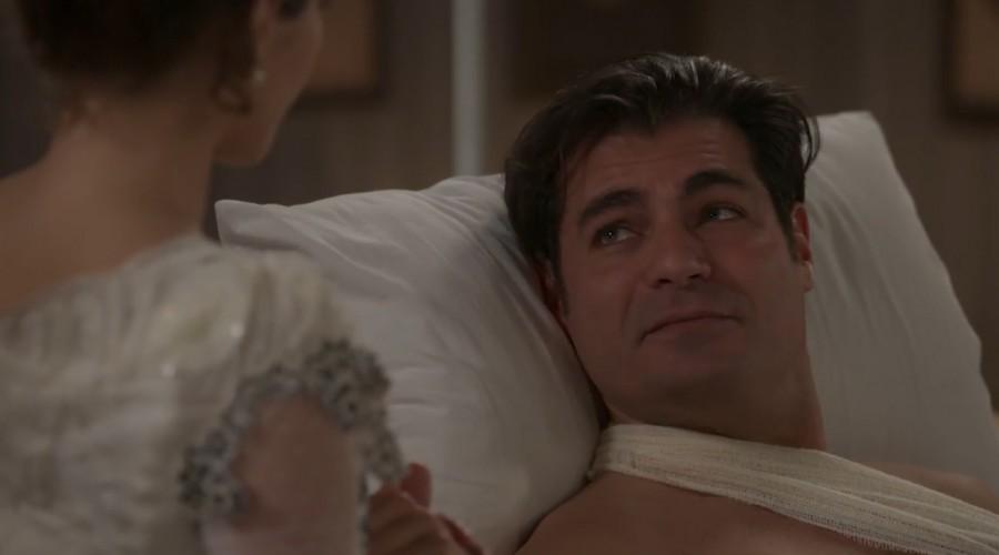 Avance extendido: Darcy sabrá sobre la relación de Charlotte y Olegário