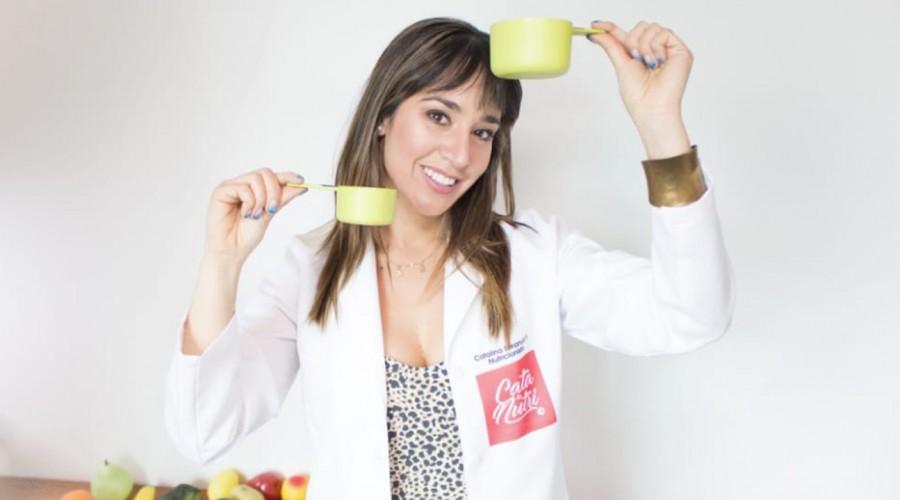 """#5TipsLive: Cata """"la nutri"""" nos cuenta de los beneficios de la cúrcuma en """"ciclo superalimentos"""""""