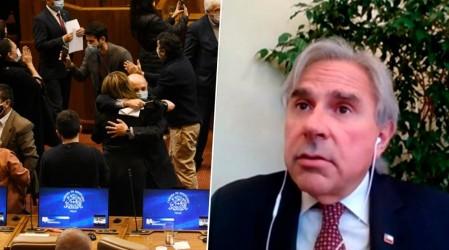 """Moreira y 10%: """"Le imploro al Presidente Piñera que no vete esta reforma"""""""