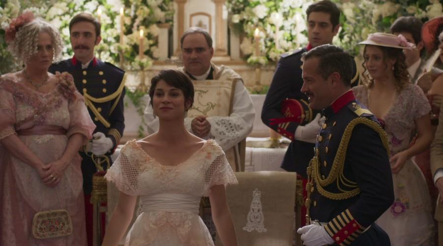 Llegó el dia de la boda de Mariana y el coronel Brandao (Parte 1)