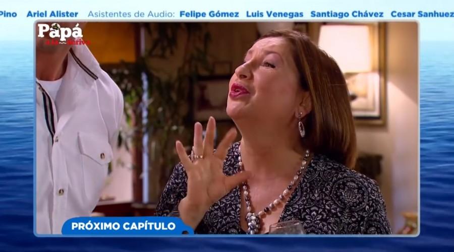 Avance: Berta elogiará a Violeta delante de Rosario