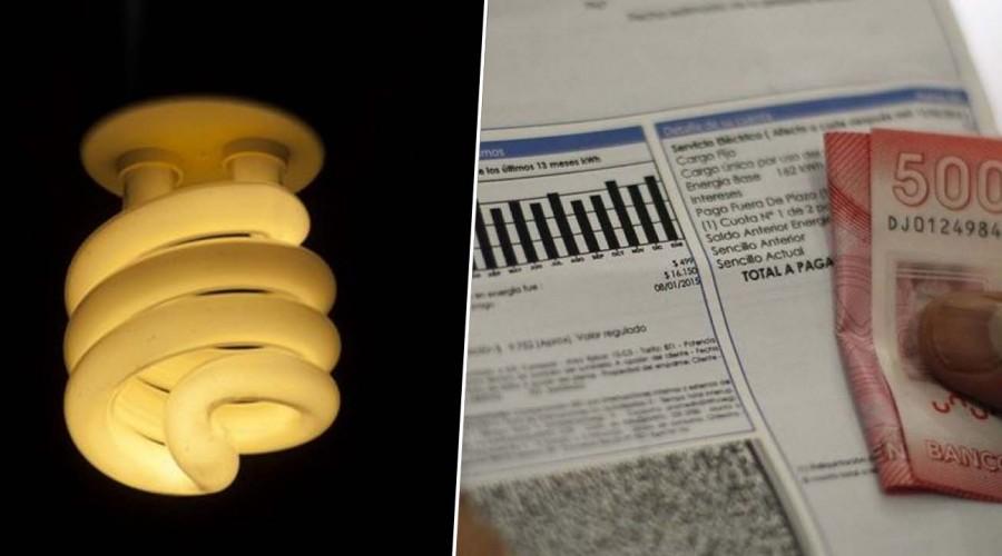 Detectan errores en cuentas de luz: Superintendencia recibe 2.400 reclamos contra empresas