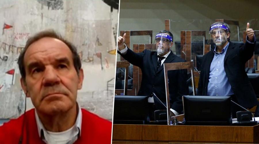"""Senador Allamand: """"Desbordes mostró su falta de compromiso con el Gobierno"""""""