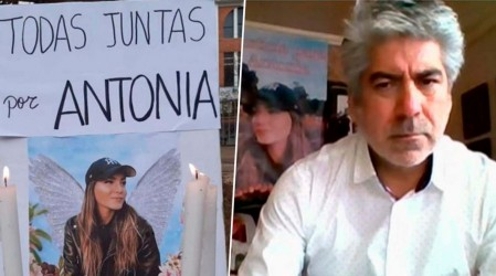 """Padre de Antonia Barra: """"Si hubiera visto a Las Tesis (...) habría denunciado"""""""