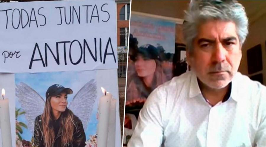 """Padre de Antonia Barra: """"Si hubiera visto a Las Tesis una semana después de la violación habría denunciado"""""""