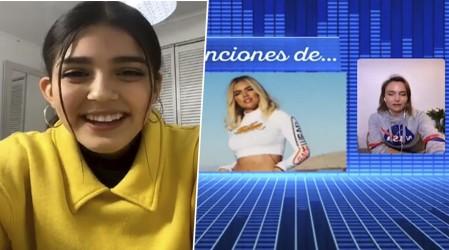 La exitosa tiktoker Tati Fernández jugó y conversó con Begoña Basauri en #DalePlayLive