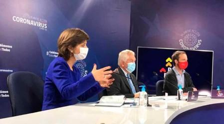 """""""Estamos haciendo un seguimiento muy estricto"""": Subsecretaria Daza por plan """"Paso a Paso"""" en regiones"""