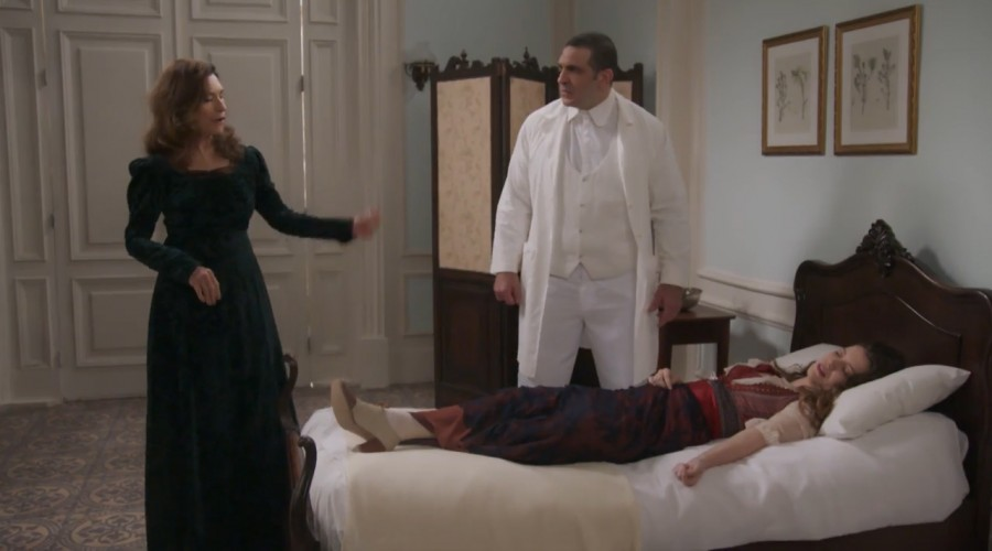 Avance extendido: Lady Margareth dejará inconsciente a Elisabeta