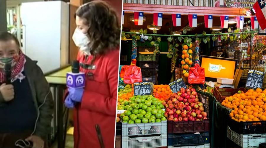 Le tomamos el pulso a los precios de La Vega: Mil pesos el kilo de tomates y 400 el de papas