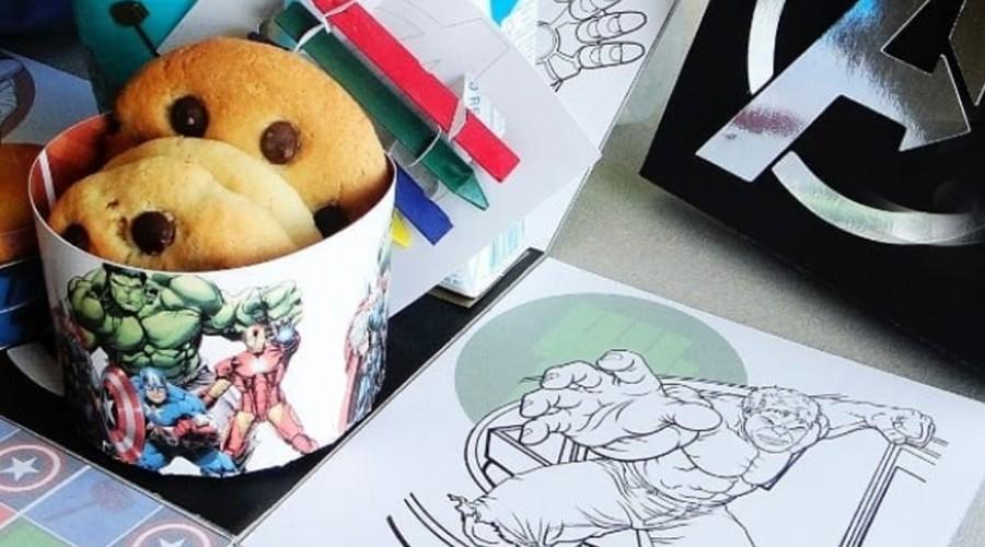 Diseños Victoria: Sorprende a tu hijo(a) con una caja personalizada para colorear en este Día del Niño