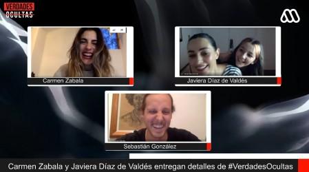"""""""La real Rosa Mackenna"""": La invitada especial que presentó Javiera Díaz de Valdés en vivo"""
