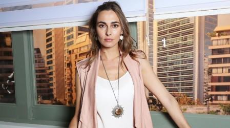 """Javiera Díaz de Valdés: """"Para mi (Agustina Mackenna) es un hito en mi carrera como actriz"""""""