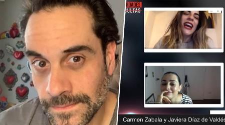 """La cara de la China Súarez"": La respuesta de Carmen Zabala ante la sorpresiva pregunta de Julio Jung"