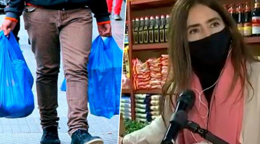 Almacenes y ferias se suman a prohibición de bolsas plásticas: Multa puede llegar hasta 250 mil pesos