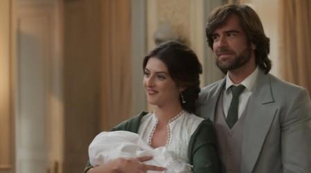 Cecilia y Rómulo son oficialmente padres (Parte 1)
